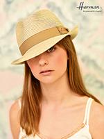 Шляпа HERMAN арт. DON FARMER (синий)